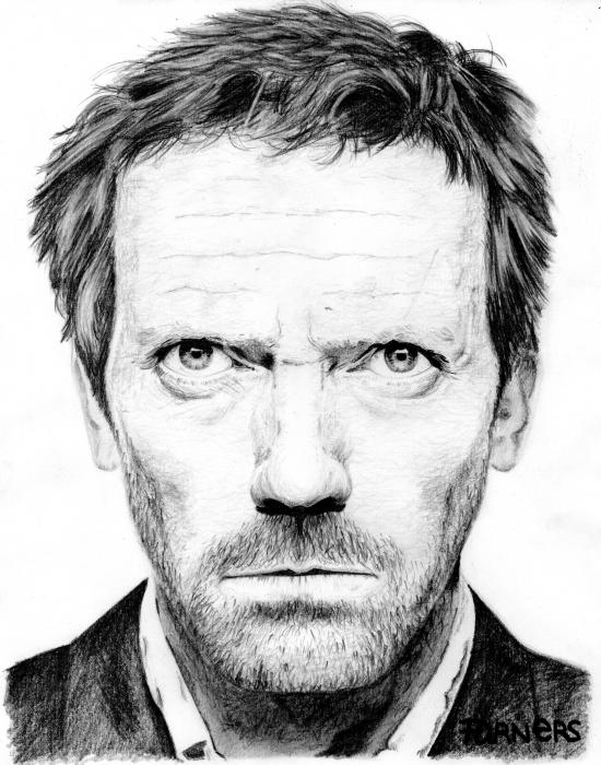 Hugh Laurie par FaRNeRS